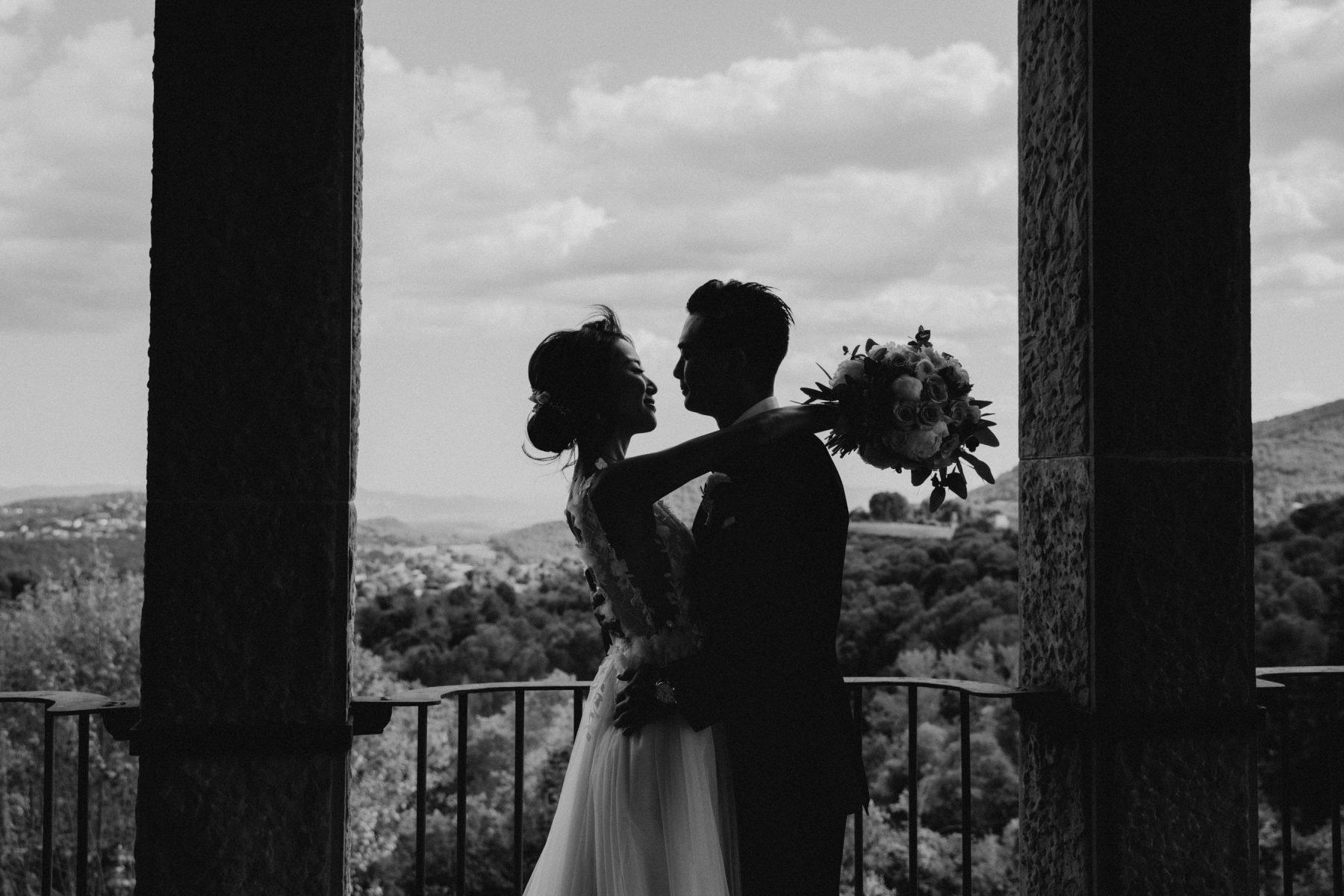 lara onac photography la baronia barcelona cataluña boda españa wedding destination spain asian couple silvina jeff