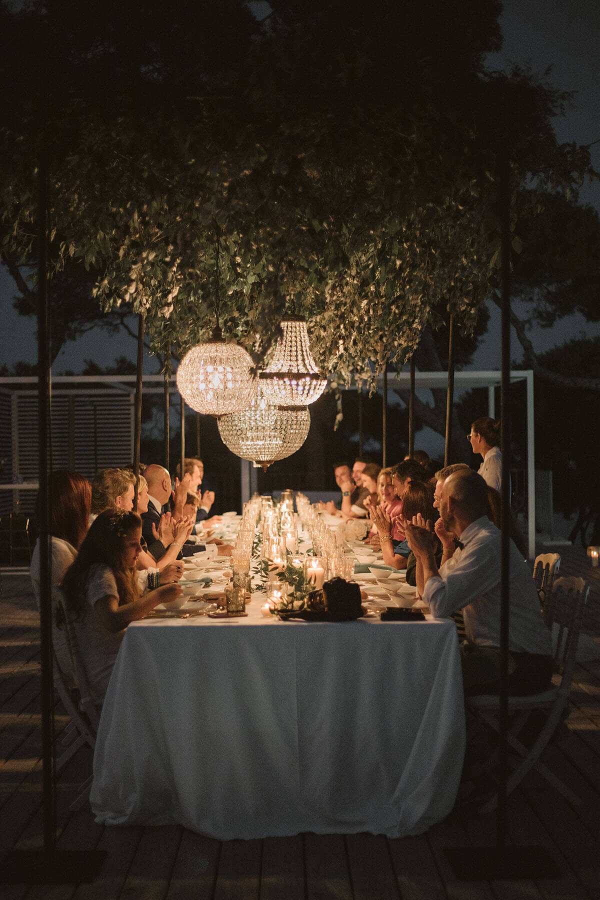 intimate wedding barcelona sitges sea view