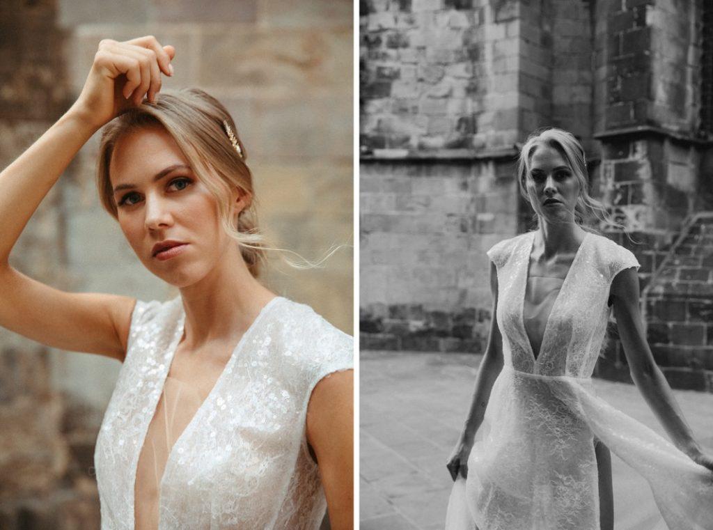 andrea lalanza vestido de novia barcelona boda