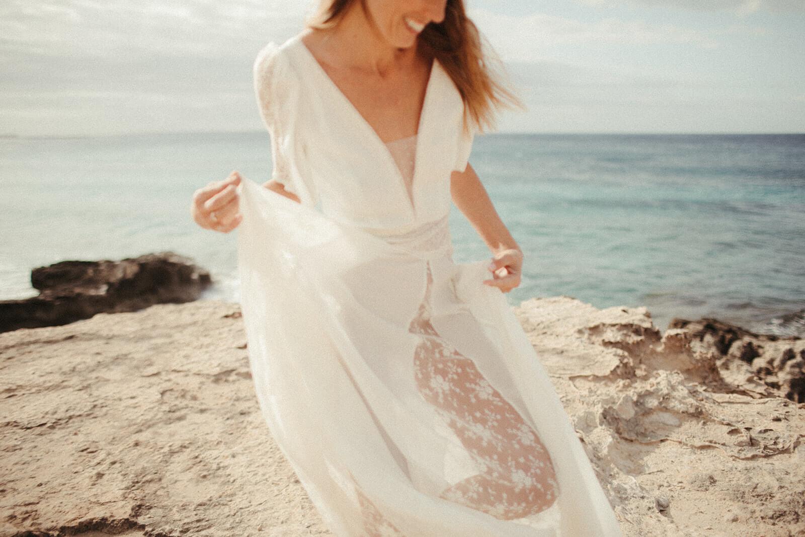 inspiracion novias boda ibiza vestido boho
